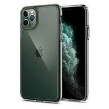 Spigen Ultra Hybrid Designed for Apple iPhone 11 Pro Case (Crystal Clear) - $22.36