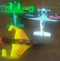 Matchbox Airplanes Lot of 3 Toys Aero Blast Hydro Prop Diecast Vehicles - $9.85