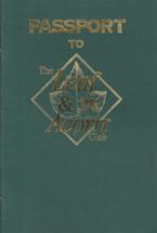 Charming Tails Passport - $0.00