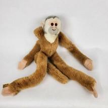 """Wild Republic 16"""" Plush Hanging Monkey Brown Stuffed Animal - $19.34"""