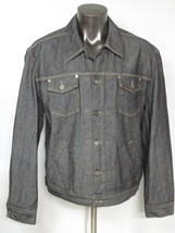 Guess Jeans Vintage Long Sleeve Jacket Size Men's XL USA Cotton Pockets ... - $23.75