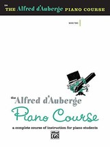 Alfred d'Auberge Piano Course Lesson Book, Bk 2: A Complete Course of In... - $7.18