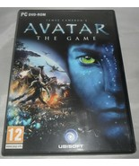 James Cameron's Avatar: The Game (PC, 2009) ~ previously owned/used - $10.89