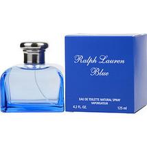 Ralph Lauren Blue By Ralph Lauren Edt Spray 4.2 Oz - $115.00