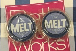 Bath & Body Works FLANNEL Wax Melts Tarts Refill Discs Refills~X 2 - $11.68