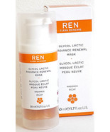 Ren Clean Skincare Glycol Radiance Renewal Mask 1.7oz. - $42.99
