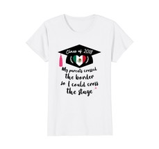 Mexican Pride Mexican Graduate Class of 2018 Gift Tshirt - $19.99+