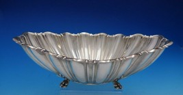 Windsor by Reed & Barton Sterling Silver Serving Bowl Oval w/ Claw Feet (#4503) - $899.00