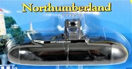 Theodore Tugboat Northumberland Submarine Diecast Metal Ertl 1998 Sealed on Card image 2