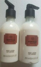 The Body Shop Body Lotion Nigritella Oriental ORCHID- Lot Of 2 - $35.15