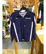 Used Nike Sacred Heart warm up jacket small SM S zippered - $42.08