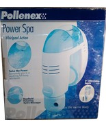 POLLENEX POWER SPA WHIRLPOOL BATH W/ HAND HYDRO-MASSAGER PBS200-AVON - $99.95