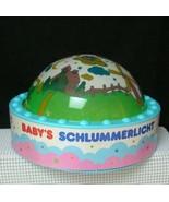 Vintage BABY MUSICAL SLUMBER LIGHT Schlummerlicht by Spielzeug Dickie Ge... - $24.24