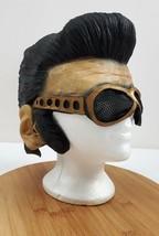 Paper Magic Elvis Presley Latex Mask Halloween Costume Cosplay  - $21.54