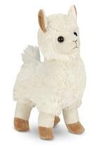 Bearington Alma Plush Stuffed Animal Llama, 10 inches - $17.02
