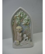 1997 Precious Moments The Lord is My Shepherd Limited Edition Chapel Exc... - $29.99