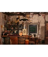 OFILA Western Saloon Backdrop 7x5ft Cowboy Photography Background Adult ... - $18.84
