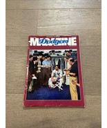 Eric Karros Dodgers Magazine Volume 5, Number 5 1992 Some Wear - $8.00