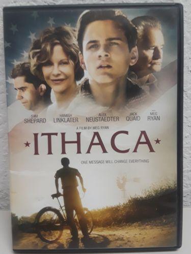 Ithaca (DVD, 2016) 741952827191