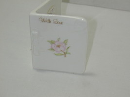 St Georges Bone China With Love Collectible - $0.98