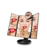 LED Lamp Makeup Mirror Vanity For Bedroom Table Make Up mirrors Cosmetic... - $43.20