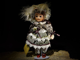 Collectible Haunted Porcelain Doll Constance Ancient Clairvoyant Spirit ... - $333.00