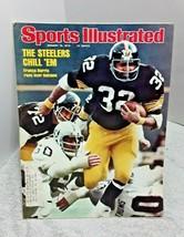 Sports Illustrated January 12 1976 Franco Harris Pittsburgh Steelers - $11.29