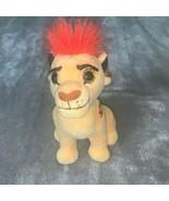 TY Disney Sparkle The Lion King The Lion Guard Kion Beanie Baby Plush Sm... - $14.00
