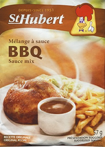 St Hubert BBQ Barbeque Sauce Mix 10 packages Canadian Original - $59.99