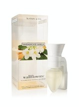 Bath and Body Works Slatkin & Co Sandalwood Vanilla Wallflower Pluggable... - $44.00