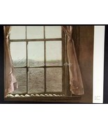 Andrew Wyeth Gravure Print Detail From HER ROOM & THE BED, The Farm - $24.74
