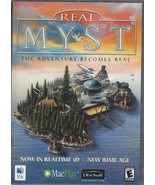 Real Myst: The Adventure Becomes Real Mac MacPlay Game - $36.63