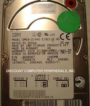 IBM DMCA-21440 1.4GB 2.5IN 12.5MM IDE Drive Tested Free USA Ship Our Dri... - $48.02