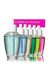 Bath & Body Works 6-Pack Wallflowers Sampler Fragrance Refills, 6 Different Scen - $31.51