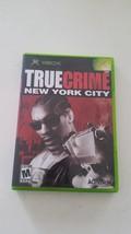 True Crime: New York City (Sony PlayStation 2, 2005) PS2 - $8.90