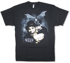 Ozzy Osbourne-Gargoyle Bat Fright-X-Large Black  T-shirt - $21.28