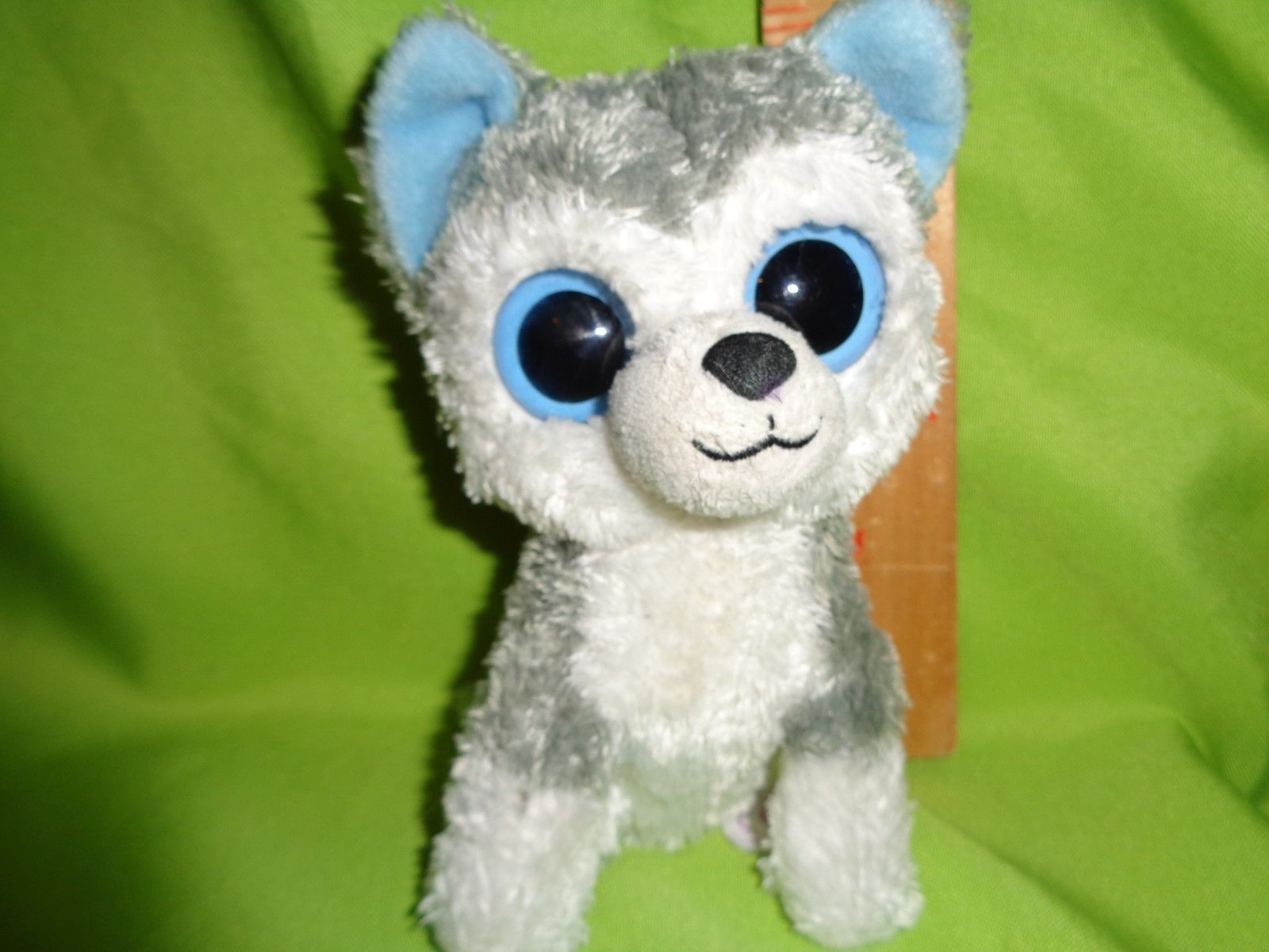 907ac0e29b3 TY Beanie Boo Husky Dog Slush Plush Stuffed and 37 similar items. S l1600