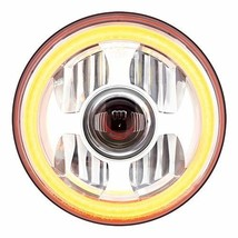 """United Pacific 7"""" High Power LED Projection Headlight with Dual Function... - $154.09"""