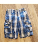 Boy's Lee Dungarees Shorts ~ Sz 14 Regular ~ Loose Fit ~ Adjustable Wais... - $14.84
