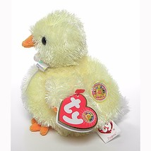 Peepers the Baby Chick Ty Beanie Baby Retired BBOM March 2004 MWMT Ty Ex... - $8.86