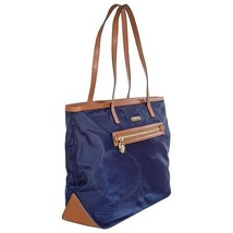 55fa87c0b185 Bolsa De Michael Kors Kempton Large North South Tote Modelo Navy Nylon -  $187.98
