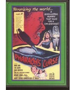 Pharaoh's Curse DVD Blood Lust Mummy Monster Mania Creature Feature Horror - $19.95