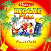 Reggae Max Jamaica Fruit Cake 5 Oz - $9.99