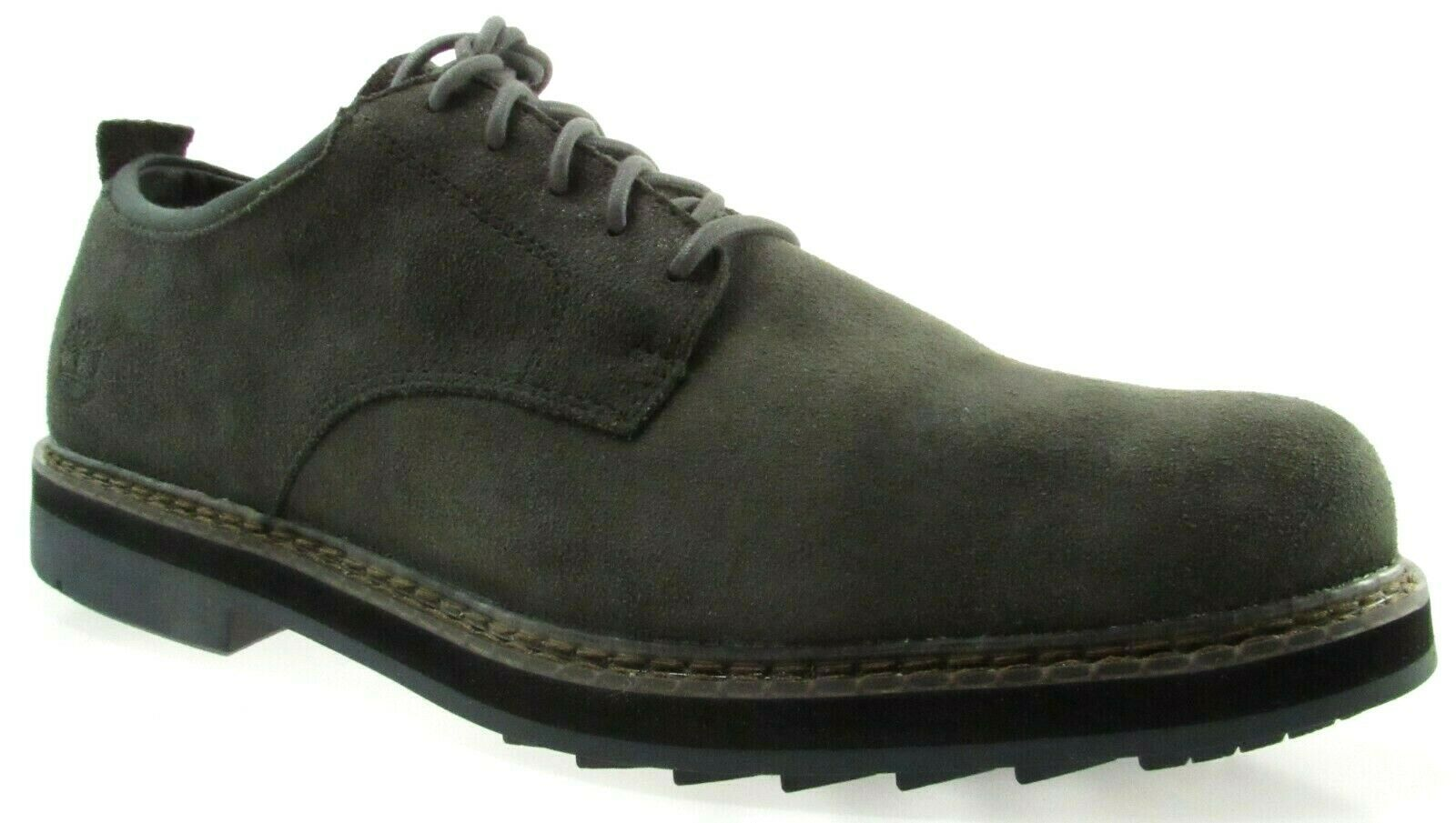 Primary image for TIMBERLAND A1R3B CANYON MEN'S DK.GREEN WATERPROOF LEATHER SHOES