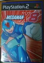 Mega Man X8 (Sony Play Station 2, 2004) Pal Factory Sealed - $24.75