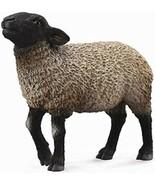 CollectA Farmworld Suffolk sheep 88636  beautiful  well made  <> - $7.75
