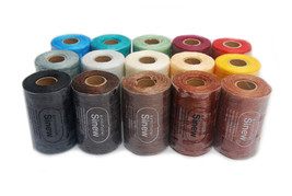 Artificial Sinew Thread ~ 3mm x 200metre ~ waxed polyester thread ~ many... - $22.00