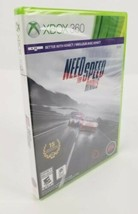 Need for Speed Rivals - Xbox 360,  Video Game New Sealed EA Racing Kinect  - $14.50
