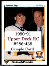 1990-91 Upper Deck RC | #286-439 | Hockey | Pick Player/Rookie from Menu... - $0.61 - $3.09