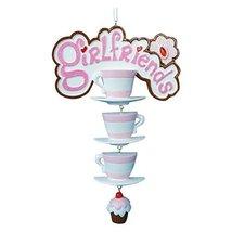 "6.25""GIRLFRIENDS W/3 Coffee Cu - $15.00"